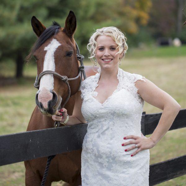 Ashley & Thomas | Rustic Farm Wedding - Waynesboro, VA