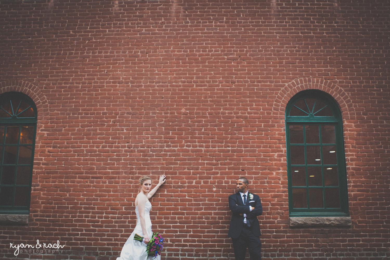 Downtown Charlottesville VA Wedding