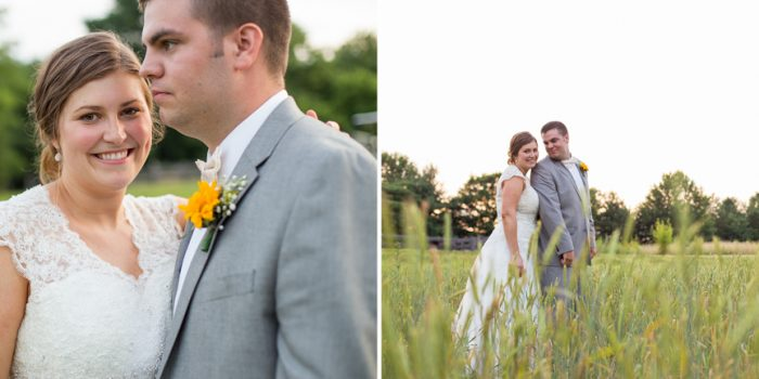 Caitlyn & John | Frontier Culture Museum Wedding | Staunton, VA