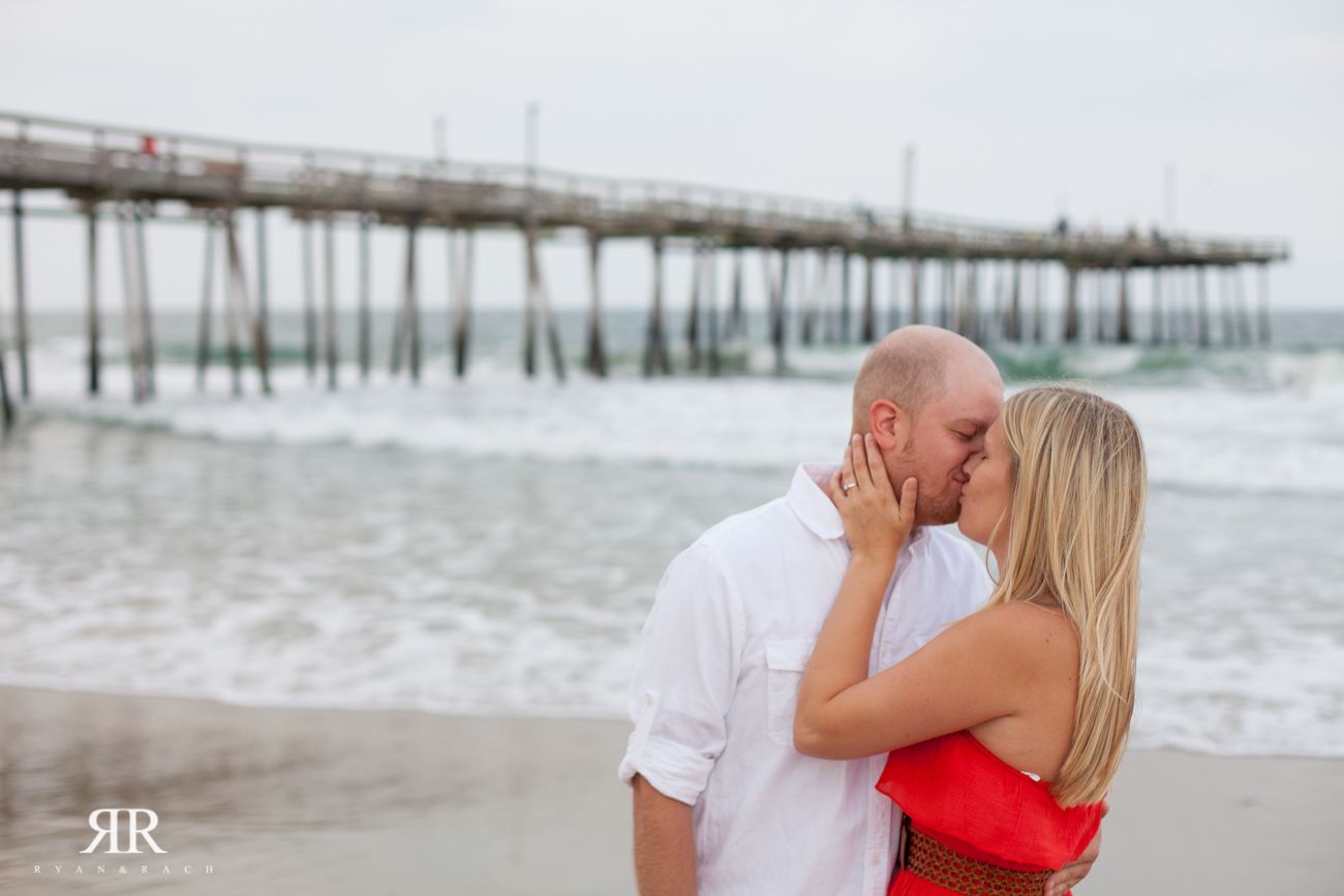 Outer Banks Pier Engagement