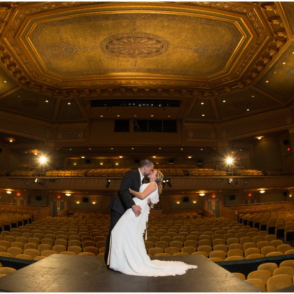 Faith & Tony | Paramount Theater Wedding | Charlottesville, VA