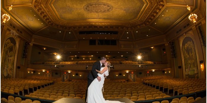 Faith & Tony | Paramount Theater Wedding | Charlottesville, VA