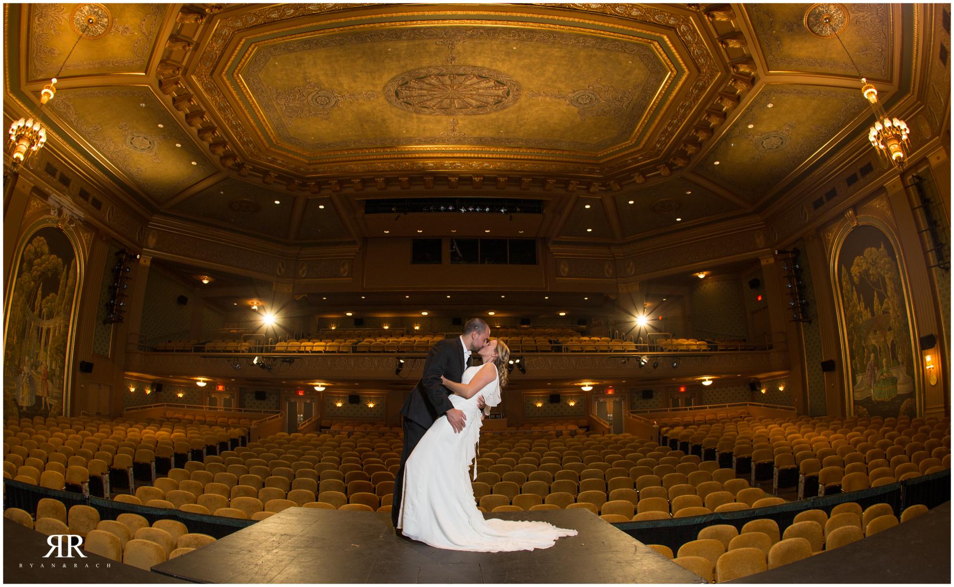 Paramount Theater Wedding | Charlottesville, VA