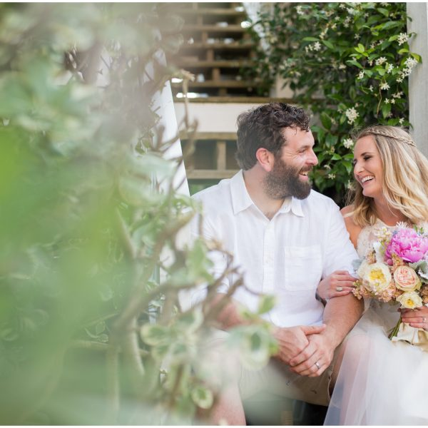 Mary Kathryn & Mark | 108 Budleigh Wedding | Manteo, NC