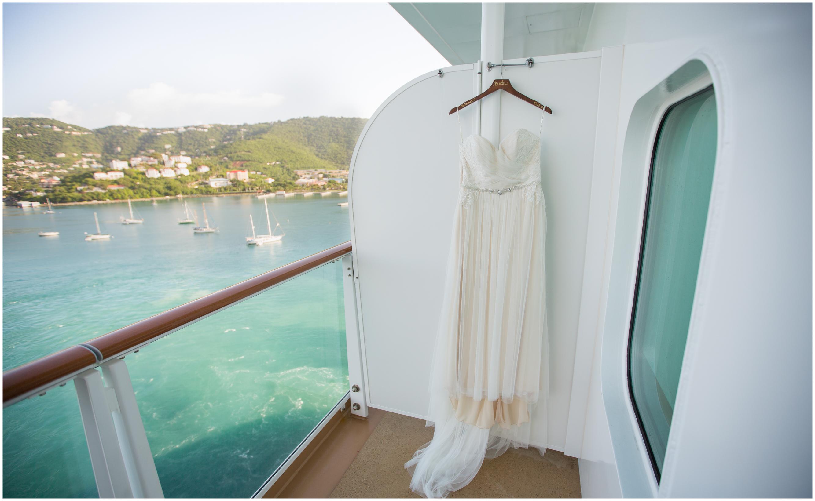 Cruise Wedding Photographer