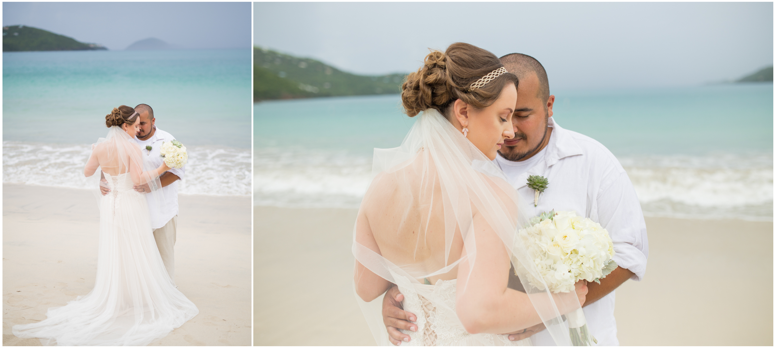 Magens Bay Wedding Photography St. Thomas