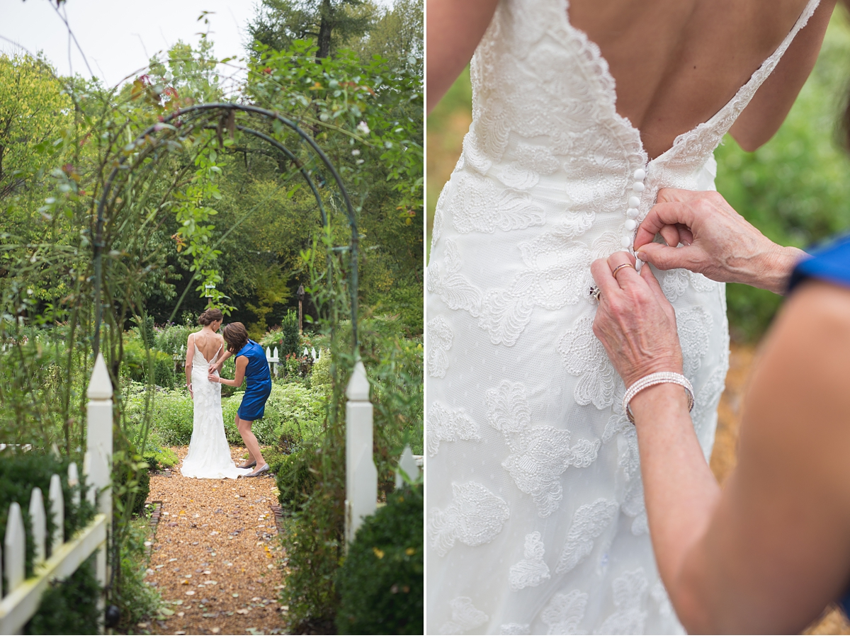 Tuckahoe Plantation Wedding