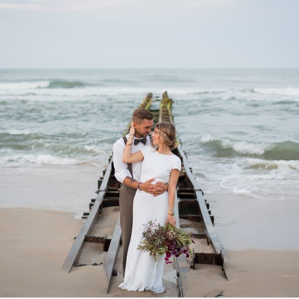 Mediterranean Styled Shoot | Outer Banks Wedding Photographer