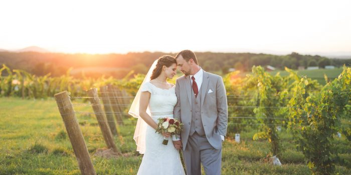 Catherine & Daniel | Barren Ridge Vineyards Wedding