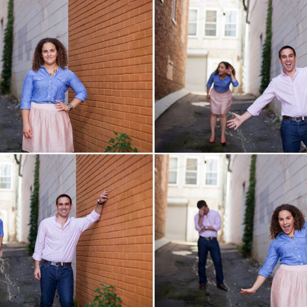 Patty & Mike | King Family Vineyard Engagement - Charlottesville, VA