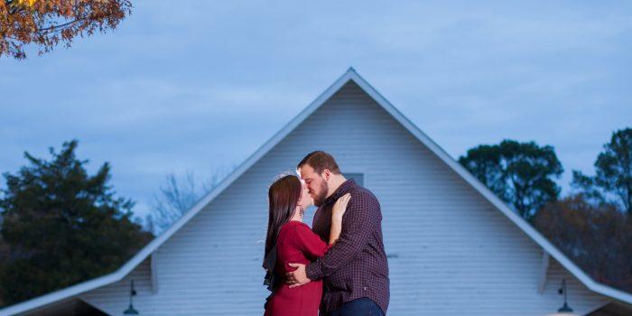 Sarah & Derek | American Tobacco Campus Engagement - Raleigh, NC