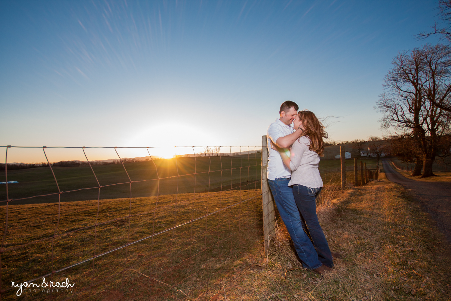 Harrisonburg VA Engagement Session