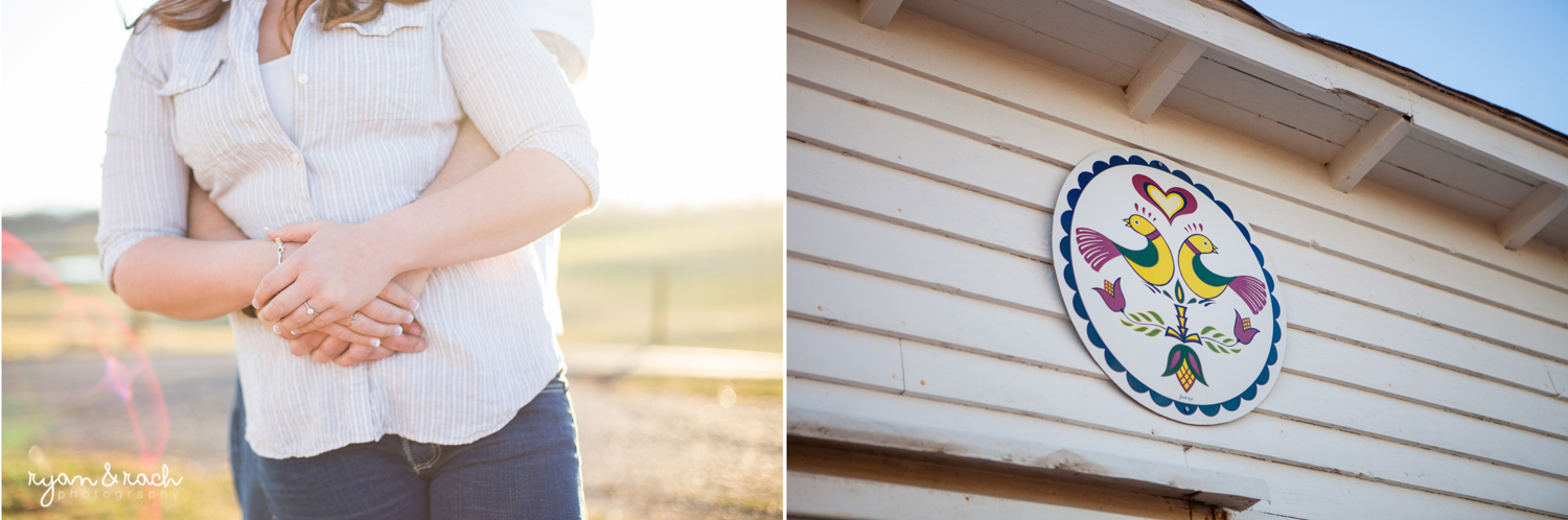 Sunny Slope Farm Engagement Session