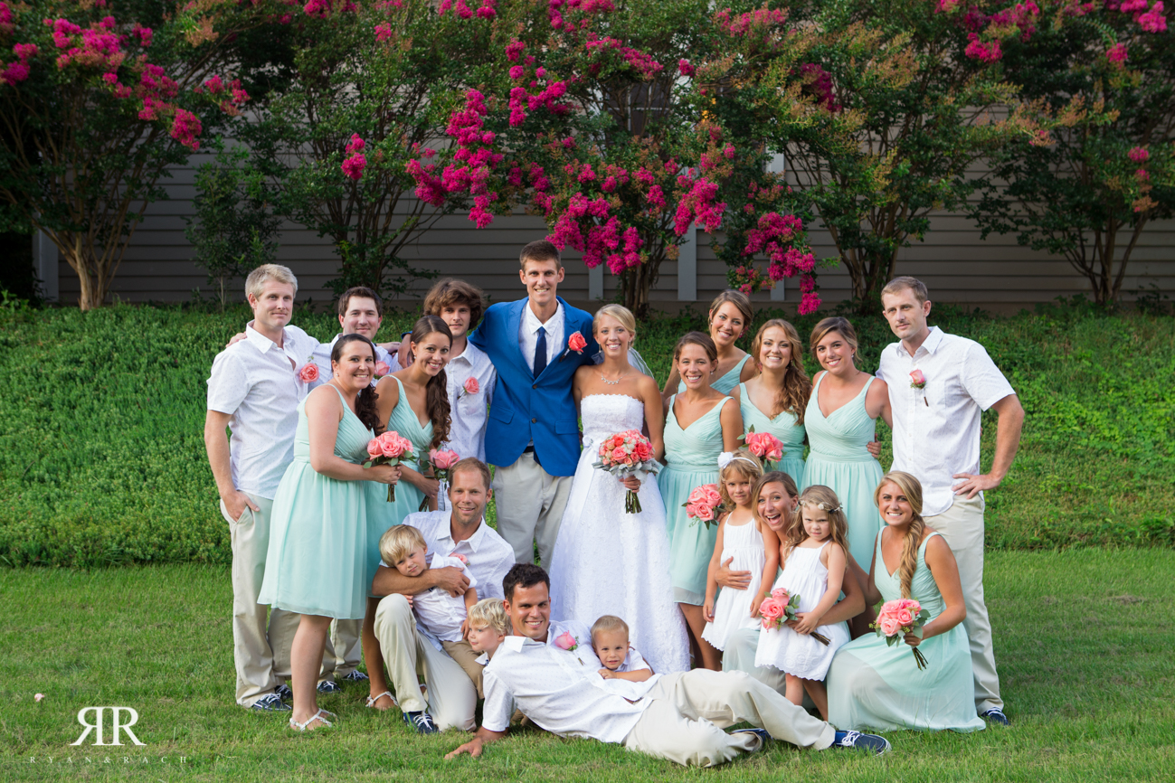 Kitty Hawk Wedding Photography
