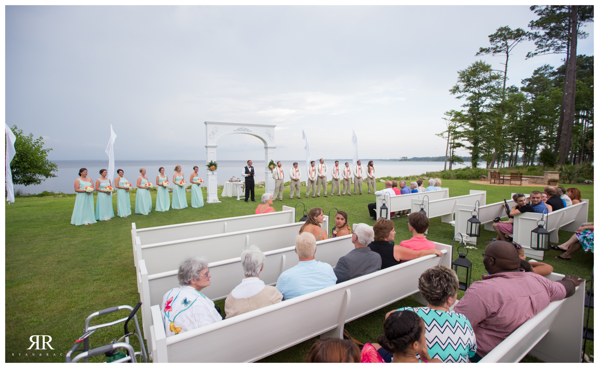 Neuse Breeze Wedding