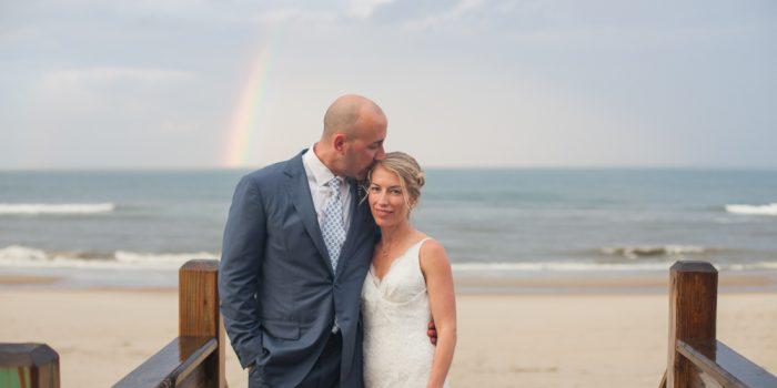 Ashley & Scott | Outer Banks Wedding | Corolla, NC