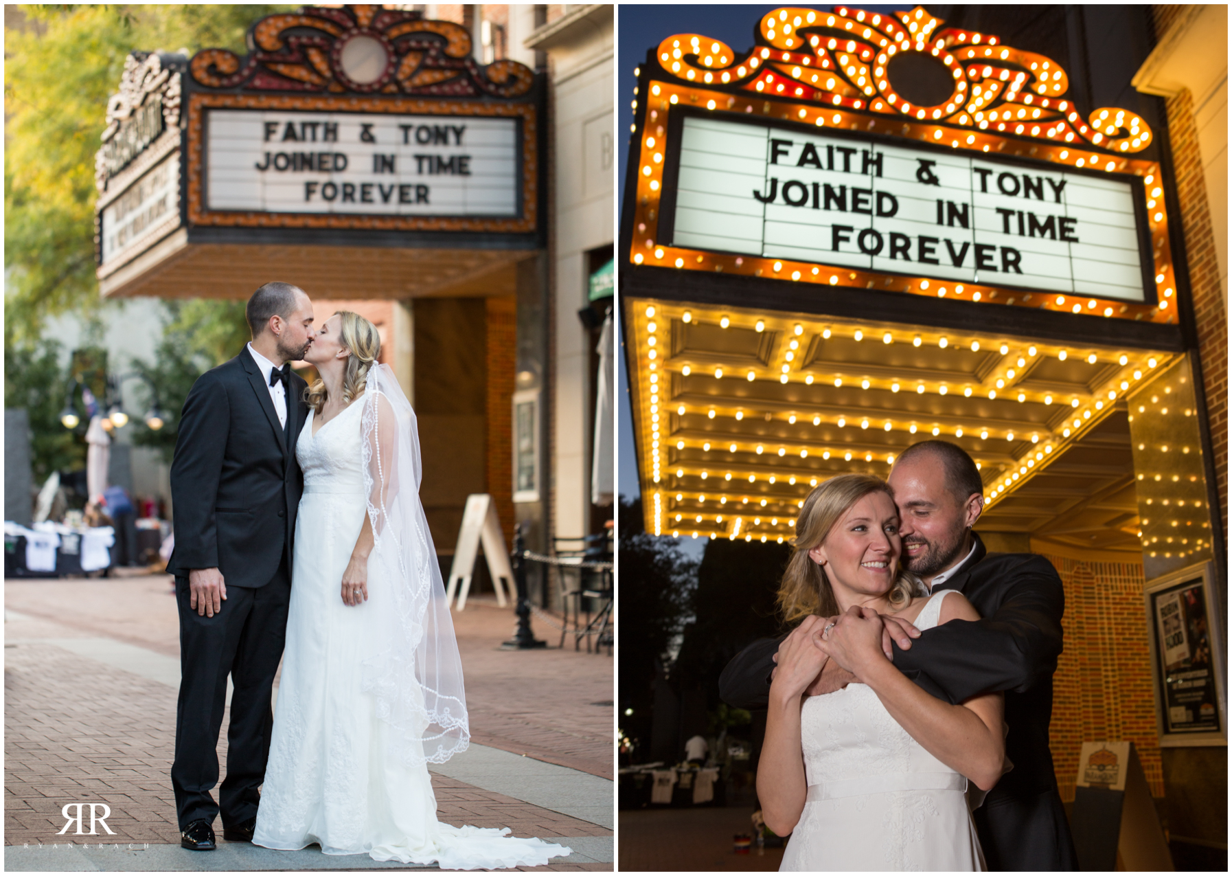 Paramount Theater Wedding | Charlottesville, VA