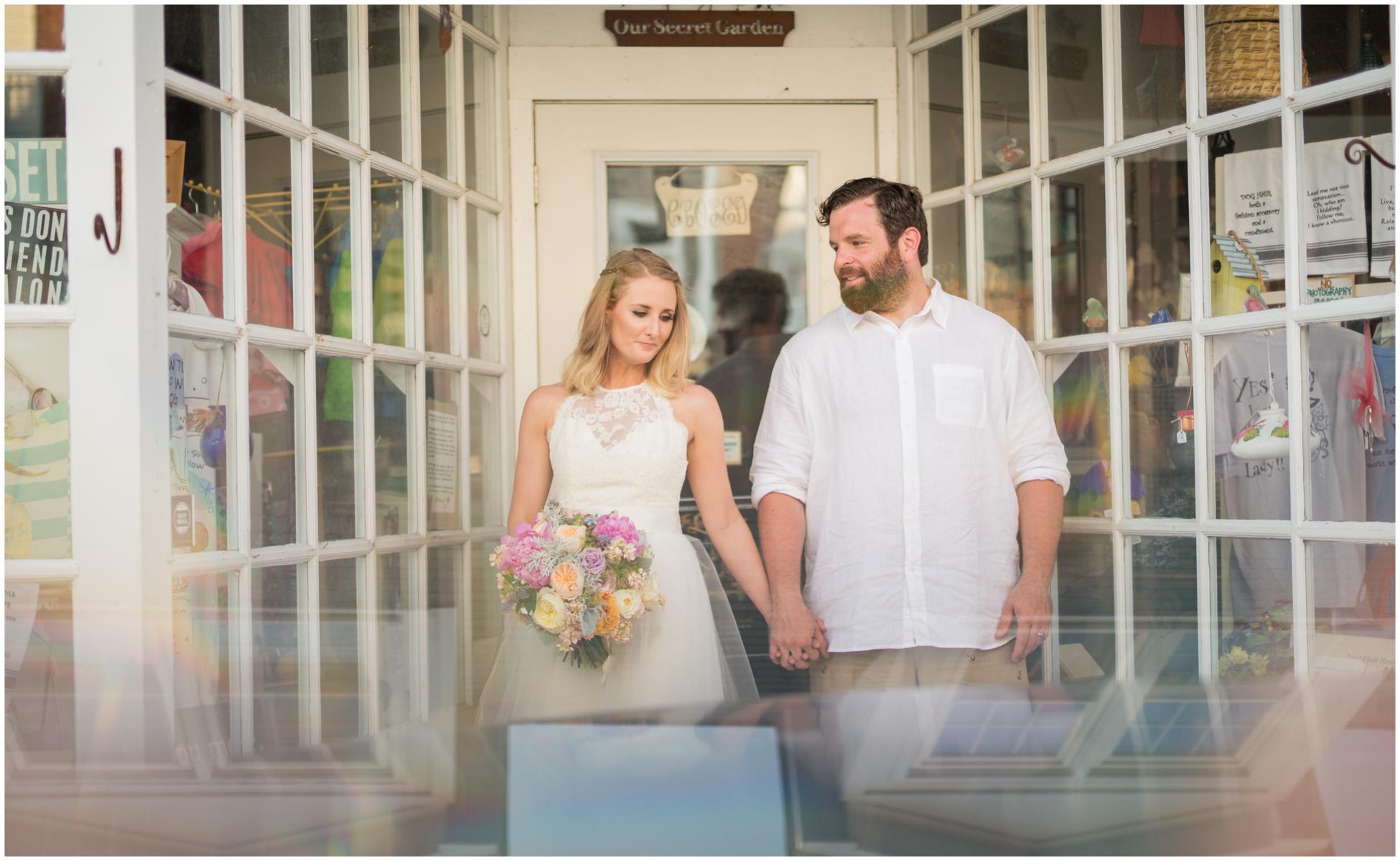 Manteo NC Outer Banks Wedding