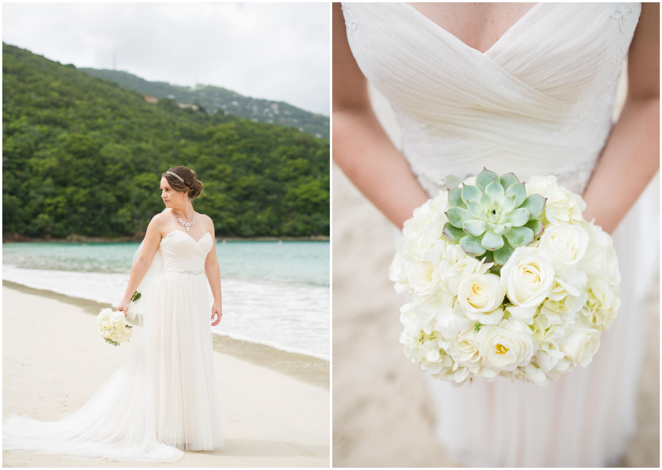St. Thomas Wedding Magens Bay