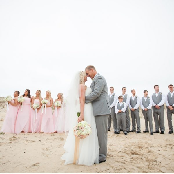 Ashley & Clint | Wild Horse Outer Banks Wedding | Corolla, NC