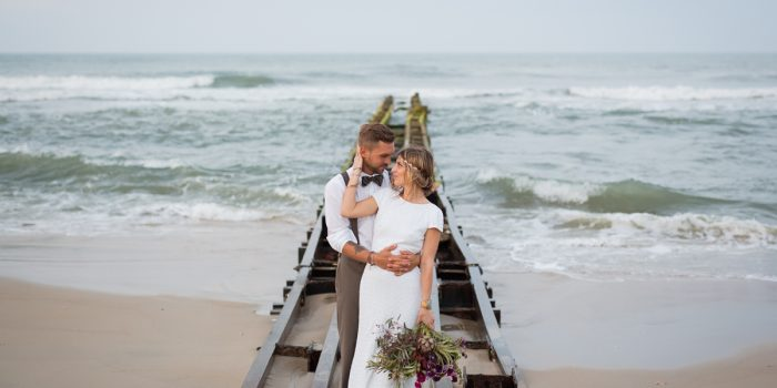 Mediterranean Styled Shoot   Outer Banks Wedding Photographer