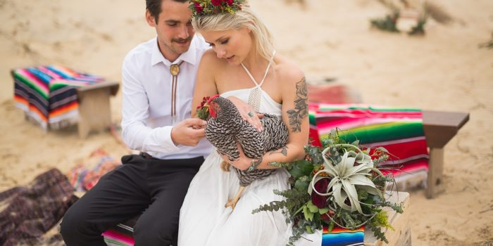 Cinco De Mayo Styled Wedding | Outer Banks Wedding Photographer