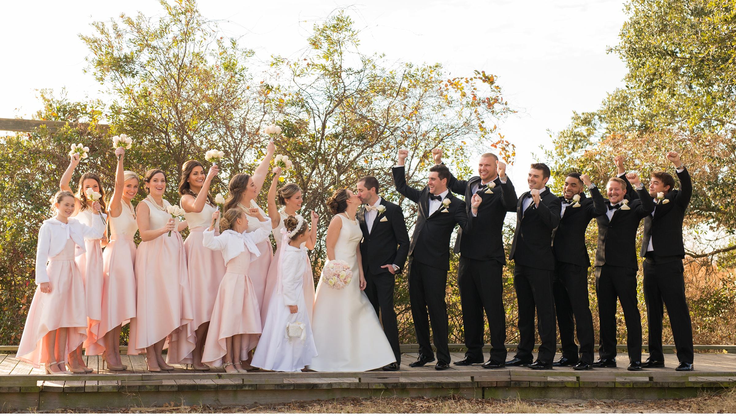 Sanderling Resort Wedding