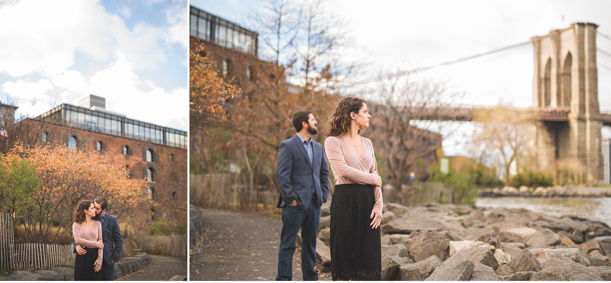 Brooklyn NY Engagement Session
