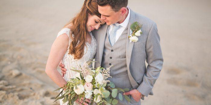 Victoria & Steve | Pine Island Lodge Wedding | Corolla, NC